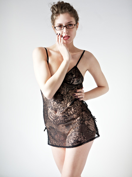 naked Sarah vernon